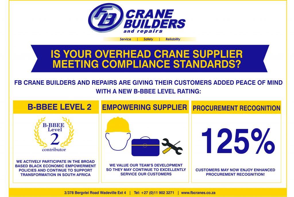 FB Crane Builders and Repairs