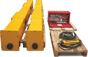 Double Girder crane kit